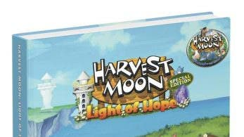 Prima publicará una guía oficial de Harvest Moon: Light of Hope