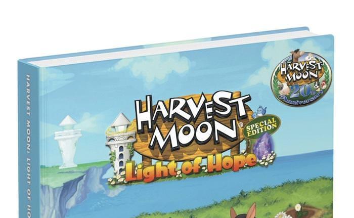 Prima publicará una guía oficial de Harvest Moon: Light of Hope