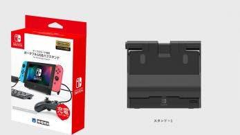 HORI lanzará un hub de cuatro puertos USB para Nintendo Switch