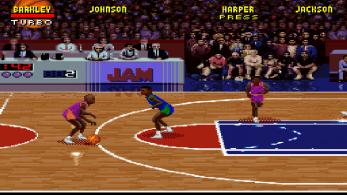 Surgen nuevos detalles sobre el desarrollo de NBA Jam en la GDC 2018