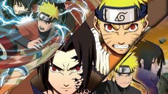 Naruto Shippuden: Ultimate Ninja Storm Trilogy para Switch confirma su lanzamiento en Occidente