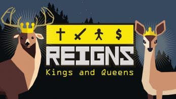 Reigns: Kings & Queens, The Messenger, Light Fall, Pode, West of Loathing y Bad North llegarán a Switch