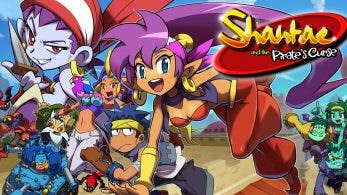 Tráiler de lanzamiento de Shantae and the Pirate's Curse para Nintendo Switch