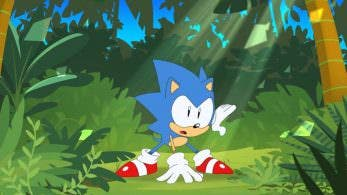 [Act.] El primer corto animado de Sonic Mania Adventures estará disponible hoy