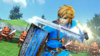 [Act.] Nuevos gameplays de Hyrule Warriors: Definitive Edition protagonizados por los atuendos de Breath of the Wild