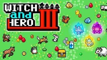 [Act.] Witch & Hero III llegará a las Nintendo 3DS occidentales este mes