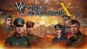 [Act.] World Conqueror X: Tráiler teaser y precarga ya disponible en la eShop con descuento incluido