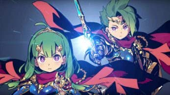 [Act.] Primer tráiler occidental de Etrian Odyssey Nexus