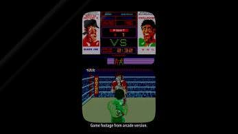 [Act.] Punch Out!! de Arcade Archives llegará a la eShop de Switch la próxima semana