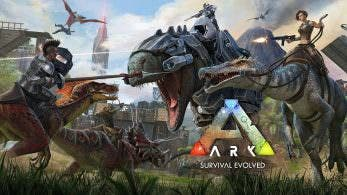Anunciado ARK: Survival Evolved para Nintendo Switch