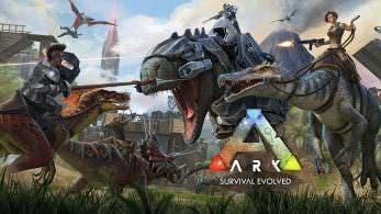 Anunciado ARK: Survival Evolved para Nintendo Switch