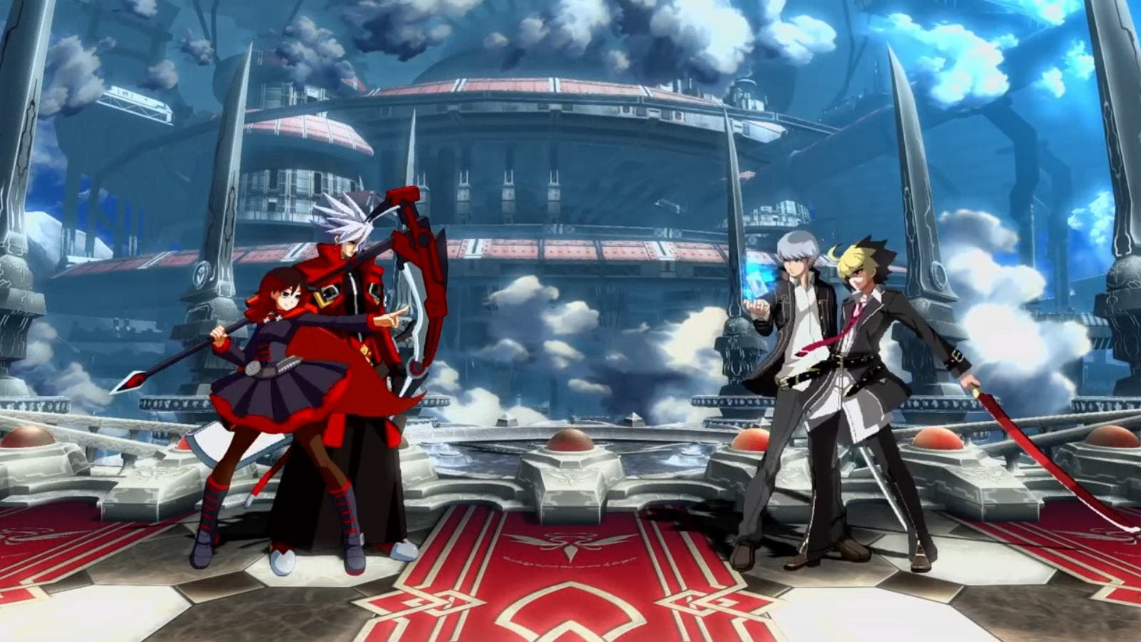 Estas son las novedades de la actualización 1.31 de BlazBlue: Cross Tag Battle