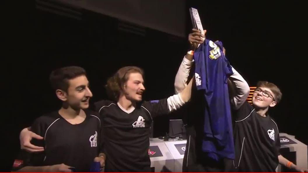 El equipo alemán Gucci Gang se convierte en el ganador del Splatoon European Championship 2018