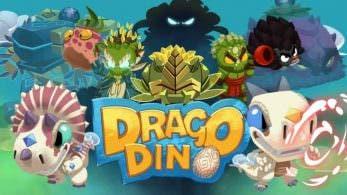 [Act.] Tráiler y gameplay de DragoDino para Nintendo Switch