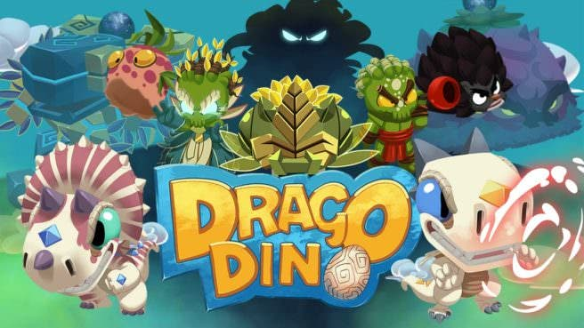 [Act.] Tráiler y gameplay de DragoDino para Nintendo Switch