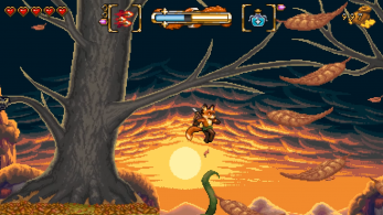 Echad un vistazo a este gameplay de FOX n FORESTS