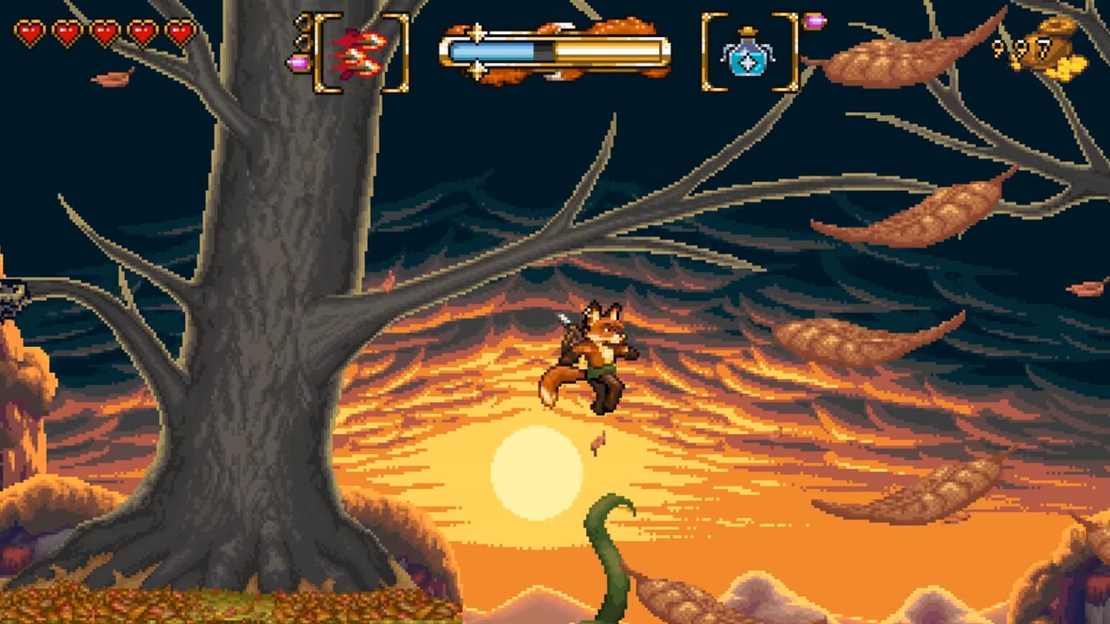 Echad un vistazo a este gameplay de FOX n FORESTS