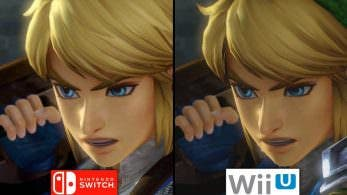 Comparativa en vídeo de Hyrule Warriors: Nintendo Switch vs. Wii U