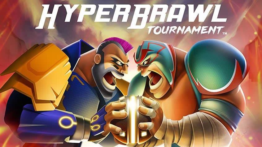 HyperBrawl Tournament llegará pronto a Nintendo Switch