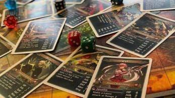 Echad un vistazo a este juego de mesa de Fire Emblem Heroes creado por un fan