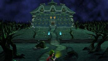 "Digital Foundry somete a test a Luigi's Mansion para 3DS: ""Es un remake, no un port"""