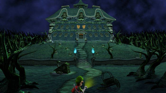 Digital Foundry somete a test a Luigi's Mansion para 3DS: «Es un remake, no un port»