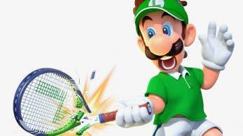 Mario Tennis Aces se actualizará a su versión 1.1.1 esta semana