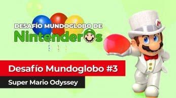 Desafío Mundoglobo de Nintenderos #3: ¡Vuestros escondites en Super Mario Odyssey!