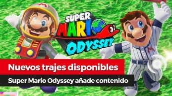 [Vídeo] Un vistazo a los nuevos trajes de Super Mario Odyssey
