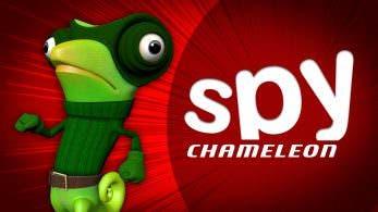 [Act.] Spy Chameleon también llegará a Nintendo Switch