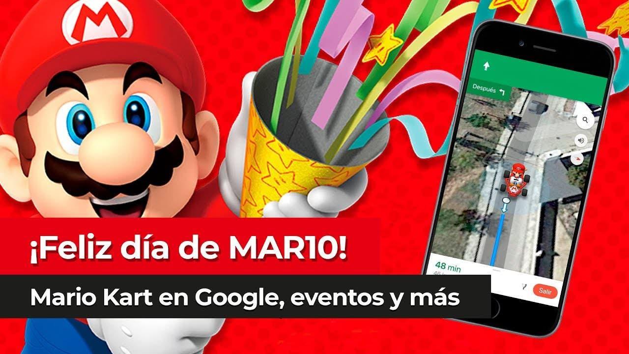 [Vídeo] ¡Así se está celebrando el Día de Mario!