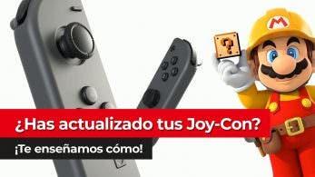 [Vídeo] Tutorial: Cómo actualizar los mandos de Nintendo Switch