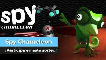 ¡Sorteamos 4 copias de Spy Chameleon para Nintendo Switch en YouTube!