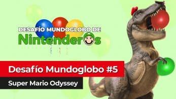 Desafío Mundoglobo de Nintenderos #5: ¡Vuestros escondites en Super Mario Odyssey!