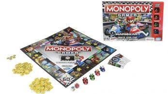 Anunciado Monopoly Gamer: Mario Kart Edition