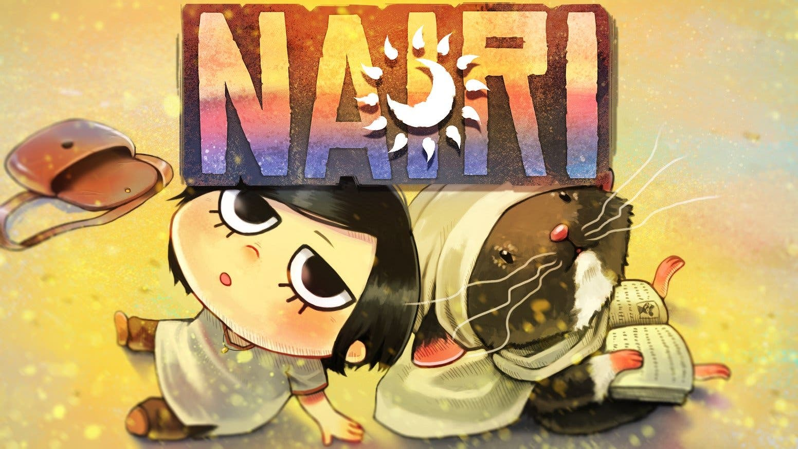 Anunciado NAIRI: Tower of Shirin para Nintendo Switch