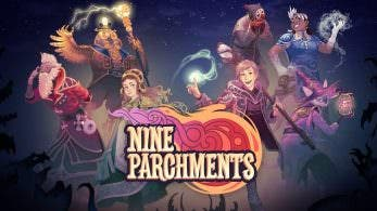 Nine Parchments se actualiza a la versión 1.0.2 en Nintendo Switch: compatibilidad con captura de vídeo y más