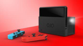 Éxito rotundo en la campaña de crowdfunding del proyector OJO para Nintendo Switch