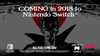 Anunciado Pixel Noir para Nintendo Switch