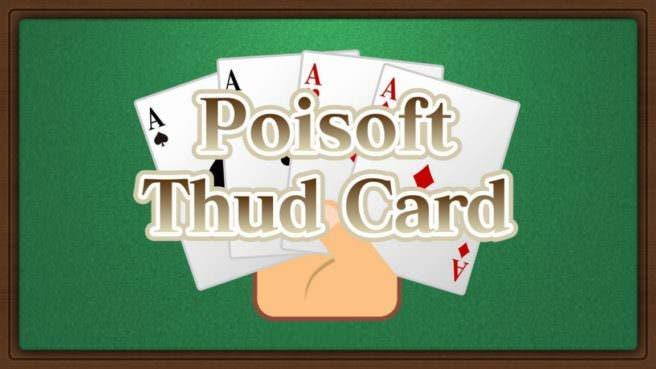 Echa un vistazo al primer gameplay de Poisoft Thud Card para Switch