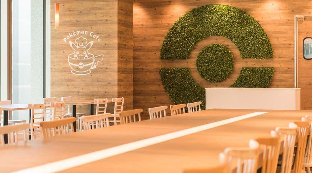 Echa un primer vistazo al Pokémon Cafe y Pokémon Center Tokyo DX