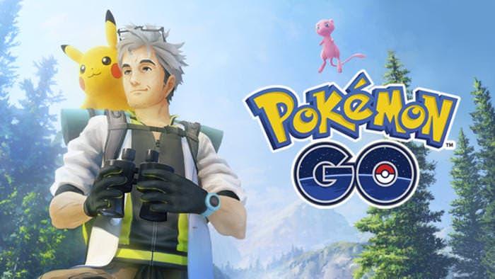 Pokémon GO recibe una nueva actualización