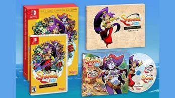 [Act.] Así es la Shantae: Half-Genie Hero Ultimate Edition Day One Limited Edition