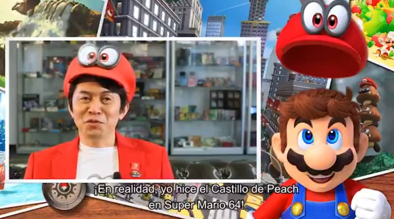 Yoshiaki Koizumi responde algunas curiosas preguntas por el Día de Mario