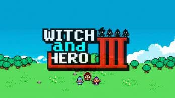 Witch and Hero III llegará en escoba a 3DS el 15 de marzo en Europa