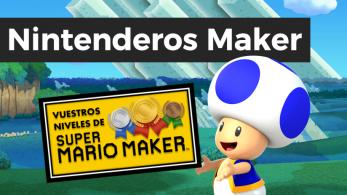 Nueva ronda de fases candidatas en Nintenderos Maker: ¡Vota por tus favoritas!