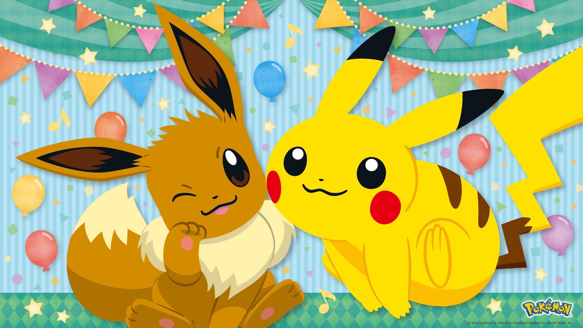 Nintendo ofrece felicitaciones temáticas protagonizadas por Pokémon, Mario o Kirby