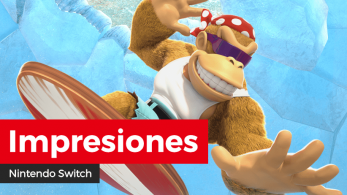 [Impresiones] Donkey Kong Country: Tropical Freeze