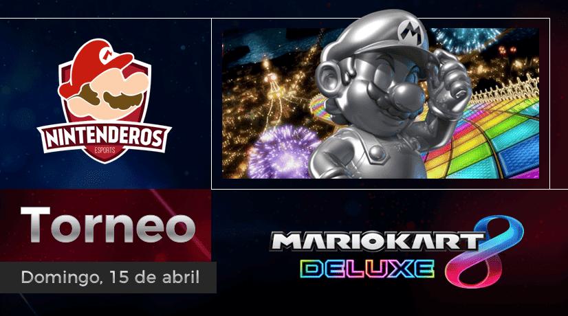 Torneo Mario Kart 8 Deluxe | Subiendo la velocidad