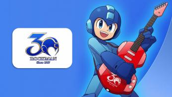 Capcom prepara un concierto especial por el 30º aniversario de Mega Man en Japón